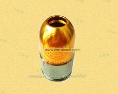 40mm CO2 High Power Gas Cartridge (Short)